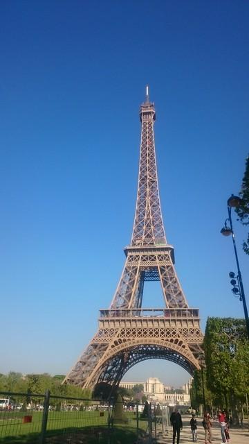 Turm voraus