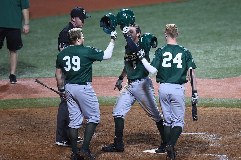 Green Wave Baseball