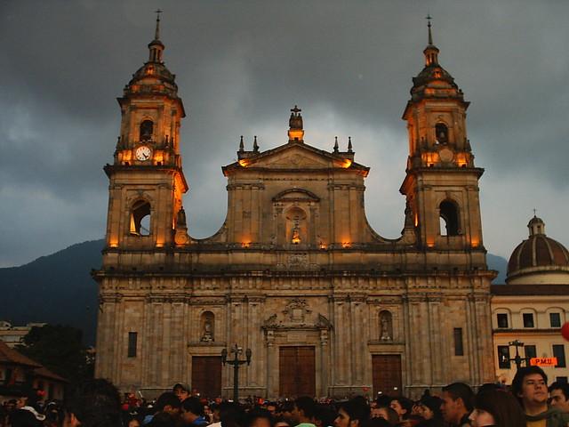Catedral Primada de Bogotá (Bogotá, Cundinamarca)