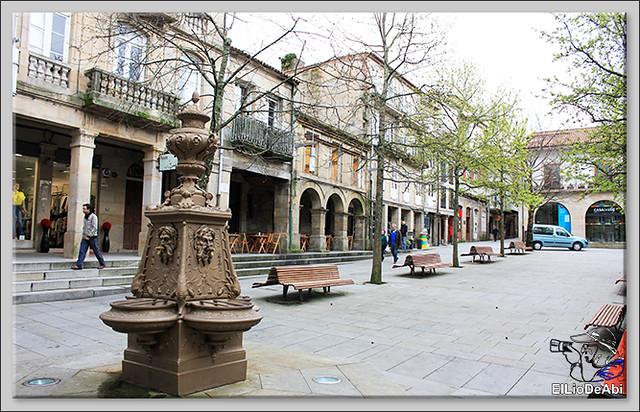 Un paseo por el casco histórico de Pontevedra (3)