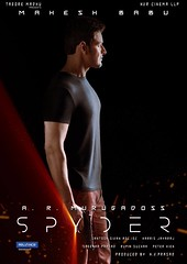 Spyder Movie Wallpapers