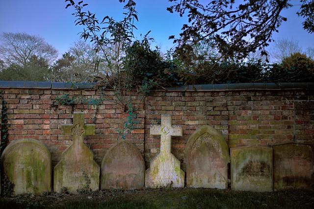 The Graveyard Corner