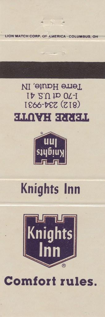 Knight's Inn - Terre Haute, Indiana