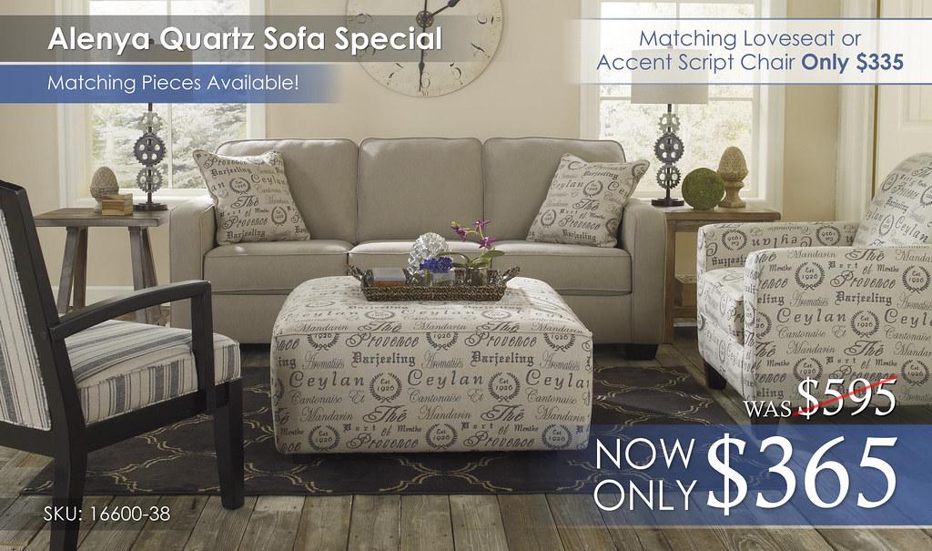 Alenya Quartz Sofa Special 2017 16600-MOOD-E
