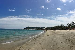 Puerto Galera - White Beach morning