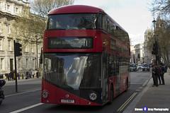 Wrightbus NRM NBFL - LTZ 1067 - LT67 - Fulham Broadway 11 - Go Ahead London - London 2017 - Steven Gray - IMG_8595