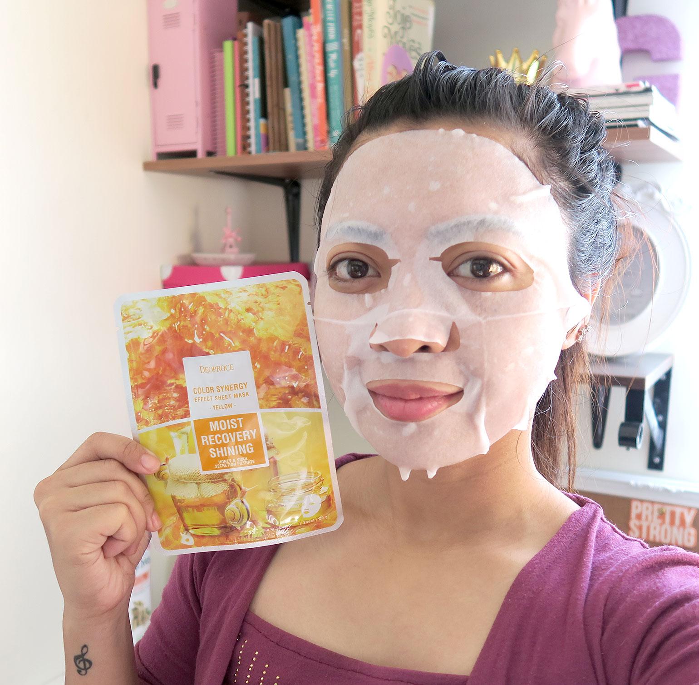 4 Watsons Mask Challenge - Watsons KBeauty - Gen-zel.com(c)