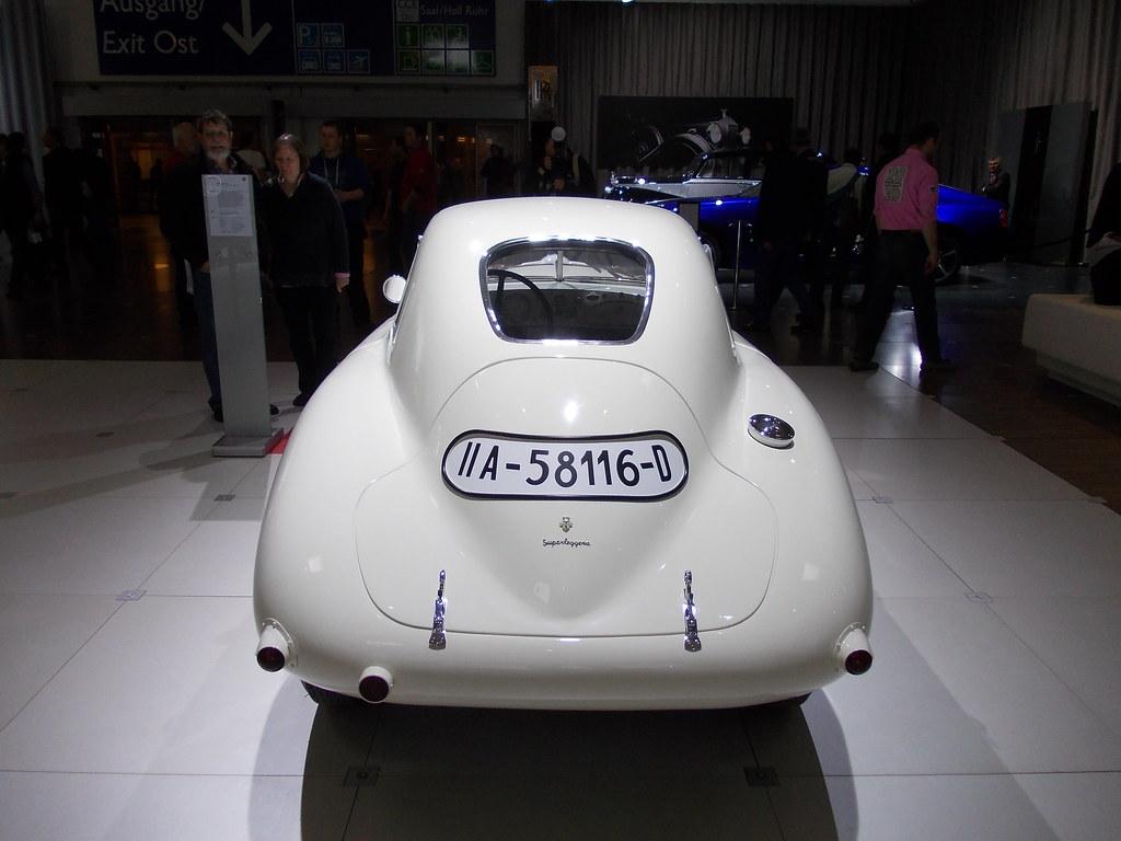 BMW 328 Superleggera Coupé (Touring) 1939 | Techno Classica … | Flickr