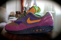 Nike Air Max 1 Terra Huarache Grape