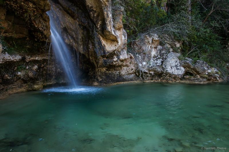 Gorgs De La Febró Unas Piscinas Naturales En Las Montañas De Prades