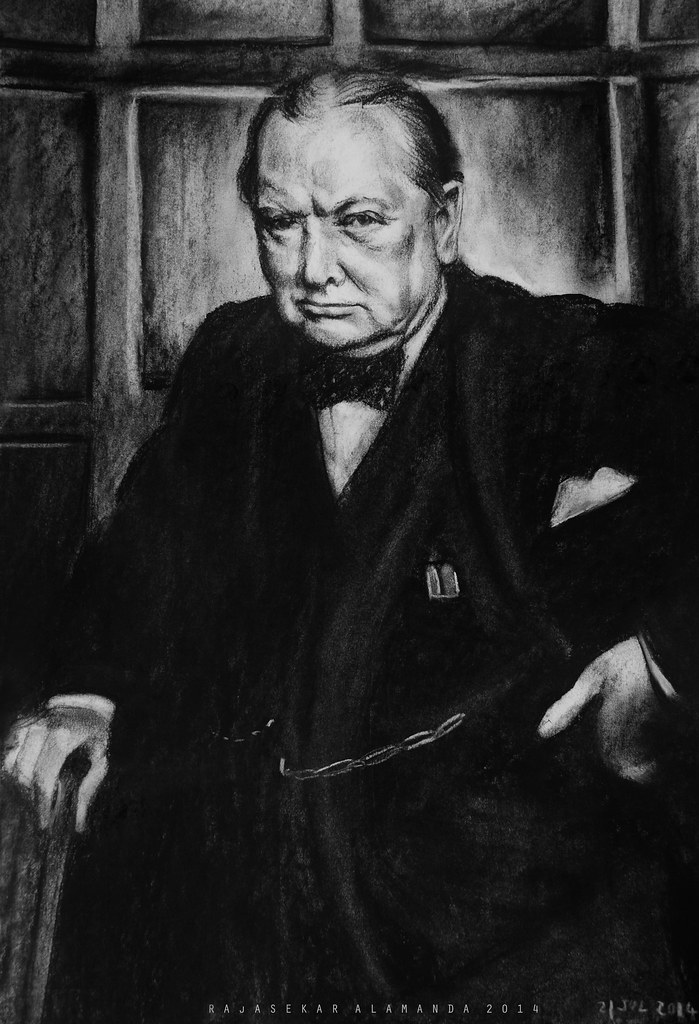 Winston churchill term paper