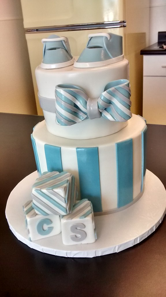 bow tie cake baby boy bow tie and blocks cake allow at least 2044
