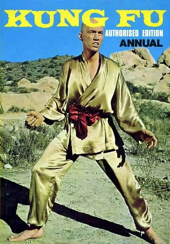 Kung Fu Annual | by slovobooks