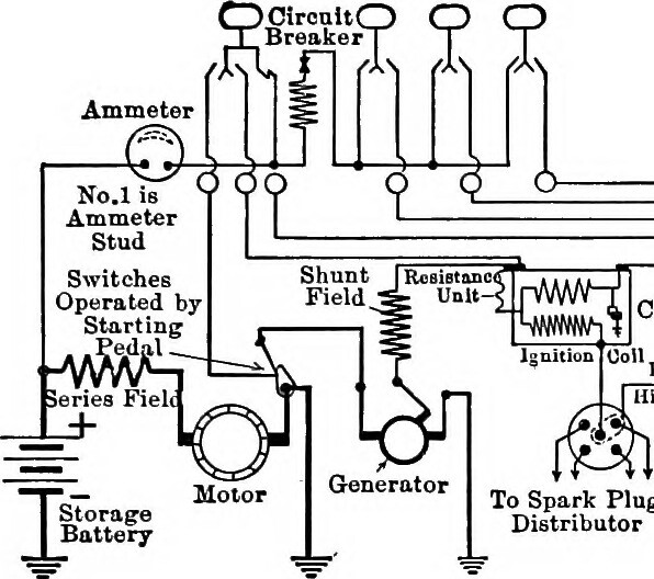 image from page 146 of classroom lecture notes automotiv flickr House Breaker Box Wiring Diagram image from page 146 of classroom lecture notes automotive starting lighting and ignition