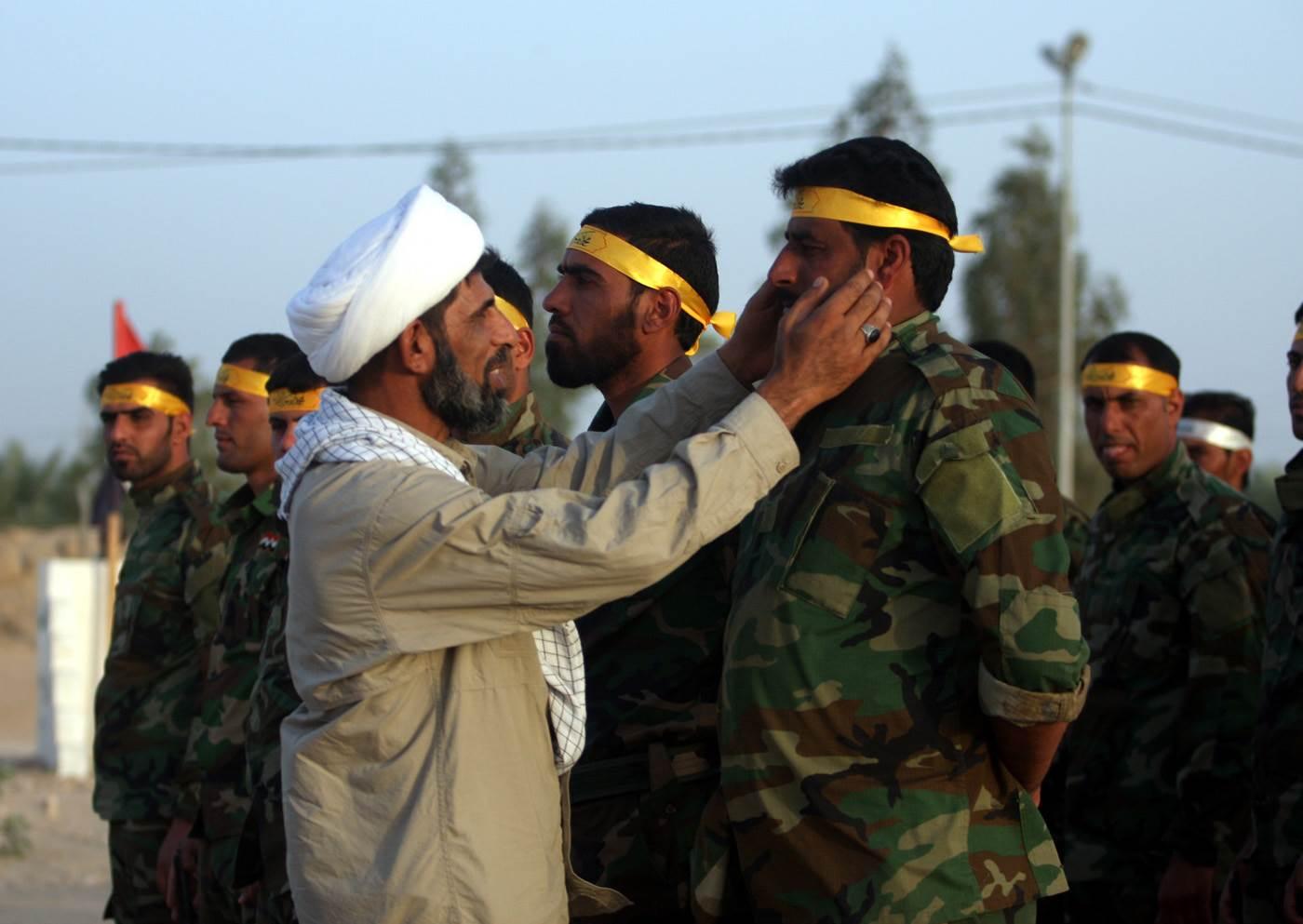 IRAQ ARMED CONFLICT SHIITE MILITA