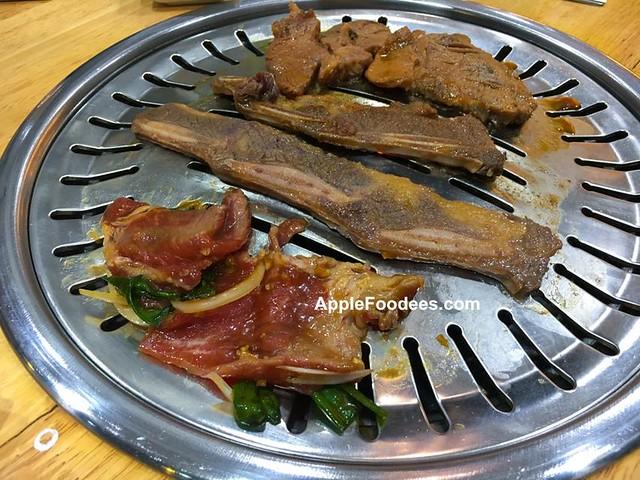 Hwa Ga Mont Kiara A La Carte Korean BBQ