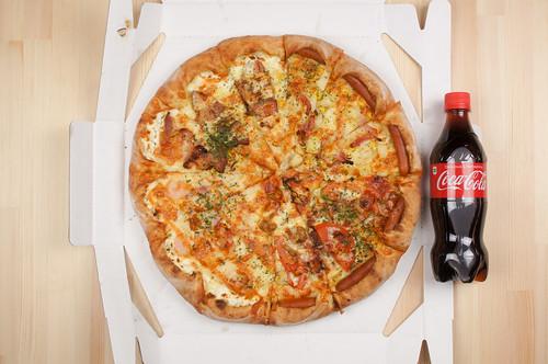 ピザの大きさ