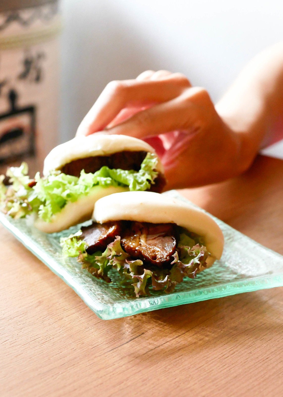 Manzoku Japanese Restaurant: Hirata Classic Pork Buns