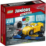LEGO Cars 3 - 10731 Cruz Ramirez Race Simulator