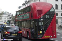 Wrightbus NRM NBFL - LTZ 1016 - LT16 - 24 - Metroline - London 2017 - Steven Gray - IMG_9164