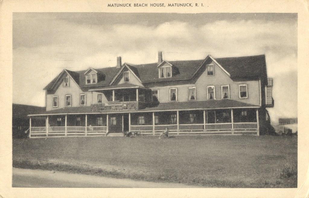 Matunuck Beach House - Matunuck, Rhode Island