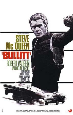 Bullitt - Poster 1