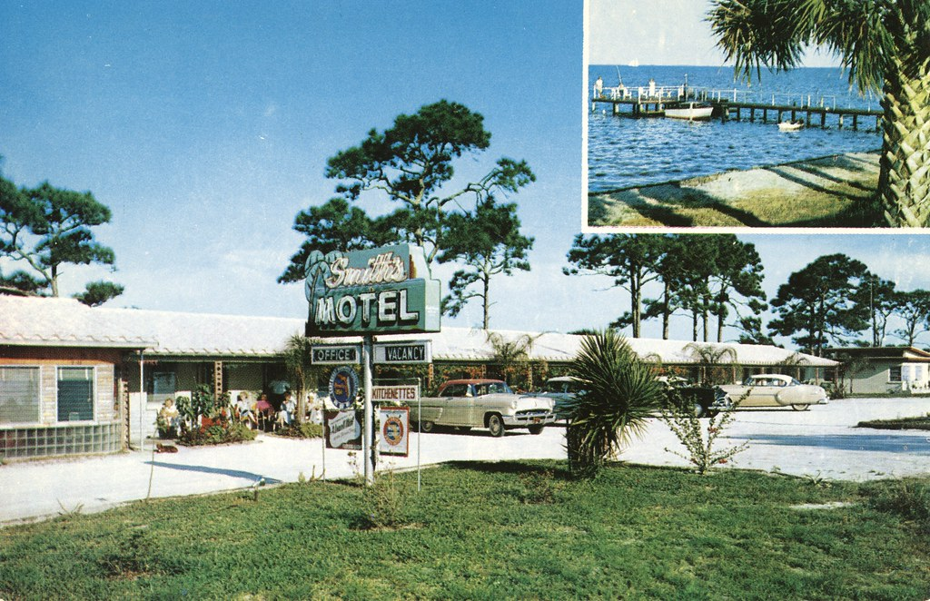 Smith's Motel - Titusville, Florida