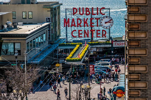 Spring at Pike Place | by Culinary Fool