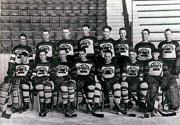 1928-29 Boston Bruins team