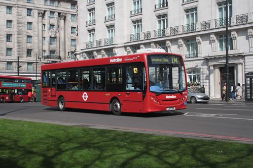 Metroline DE1168 LK11CXA