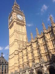 圖說一:英國大笨鐘