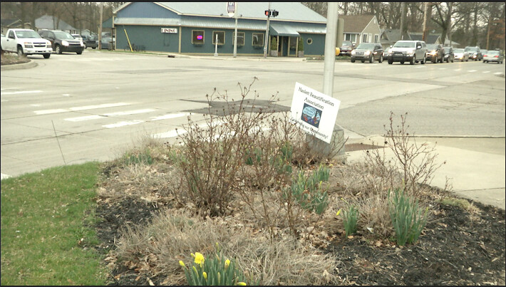 Haslett Beautification Association Spring Development