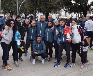 Gli atleti della Running Team