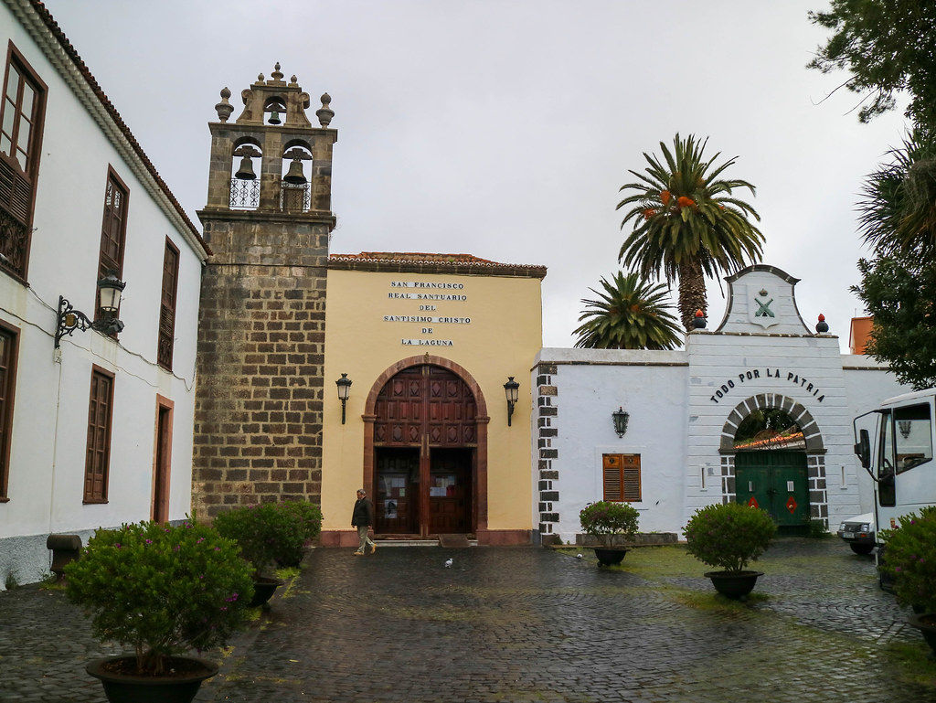 Iglesia Cristo La Laguna