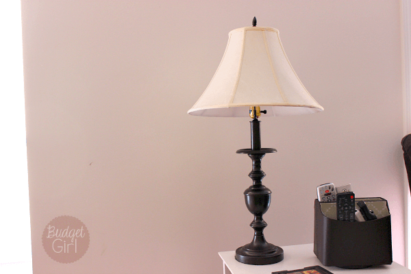 Removing Paint from Metal + Lamp Reveal - Tastefully Eclectic