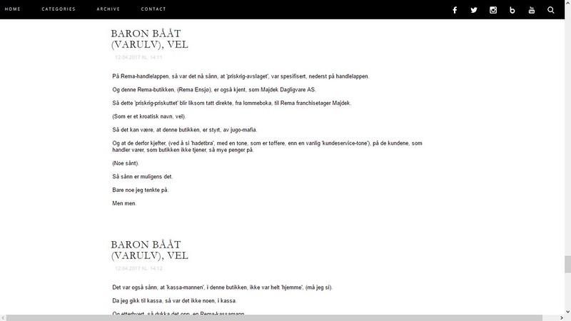 mer nettmobbing 12 april