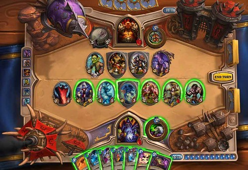 Hearthstone-Screenshot