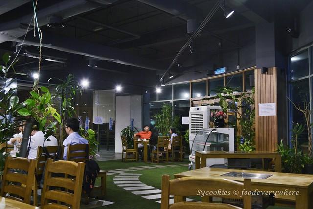 1.Ola! Korean BBQ Garden @ Soho KL, Solaris Mont Kiara