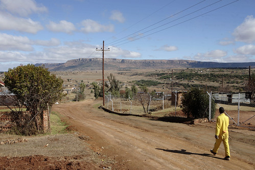 Lesotho - Maseru Mazenod Reservoir Pipelines&Villages - John Hogg - 090624 (22) | by World Bank Photo Collection