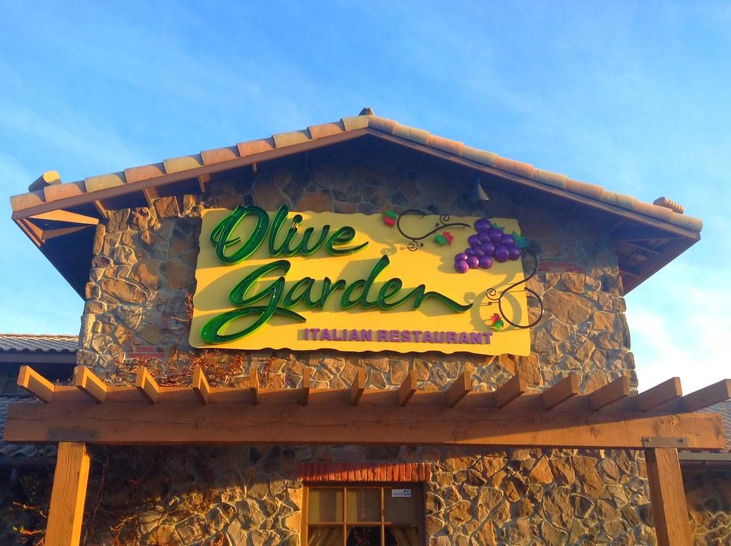 Olive Garden Olive Garden Restaurant Pics By Mike Mozart O Flickr
