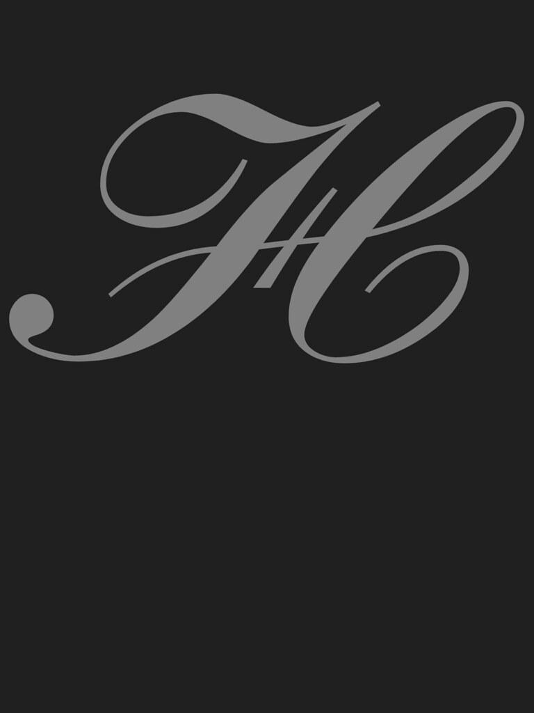 Letter H Wallpaper A Capital Letter In The Alphabet Render Flickr