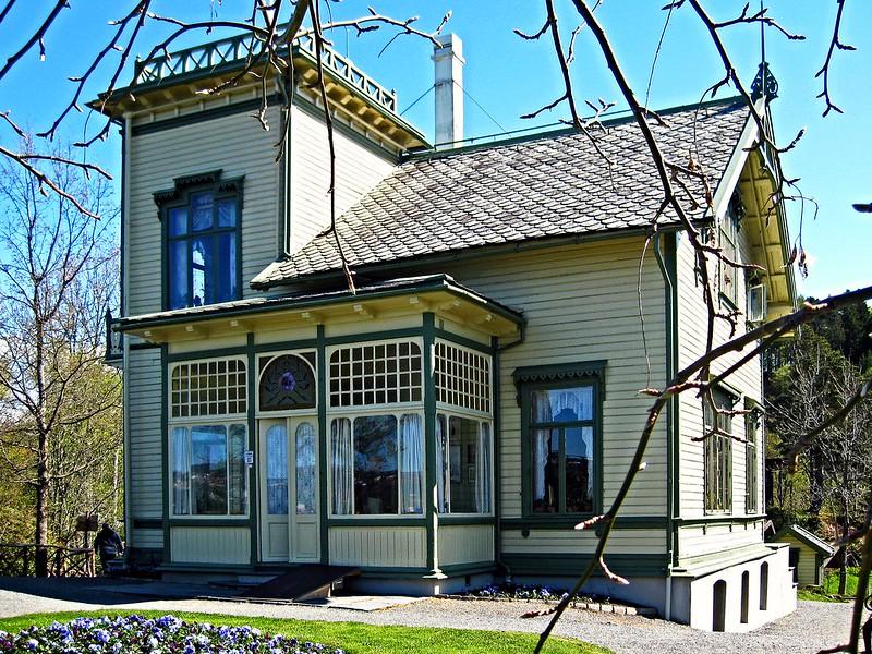 Troldhaugen, Grieg Museum, Bergen, Norway