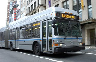 Silver Line Bus (MBTA) | by Massachusetts Office of Travel & Tourism