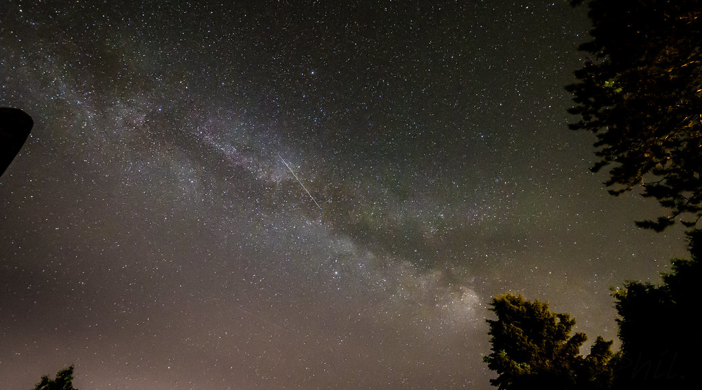 Image result for milky way from backyard