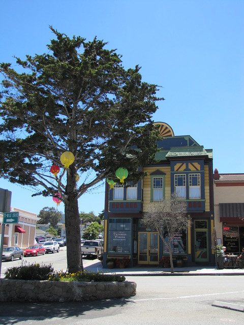 Lanterns in Pacific Grove
