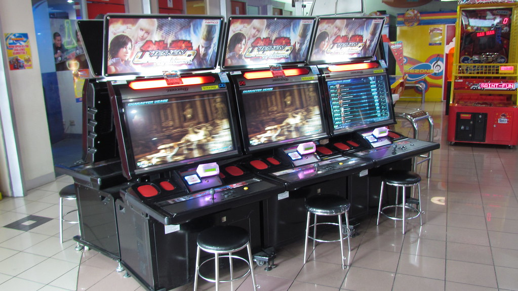 Tekken Tag Tournament 2 Unlimited cabinets | The cabinets of… | Flickr