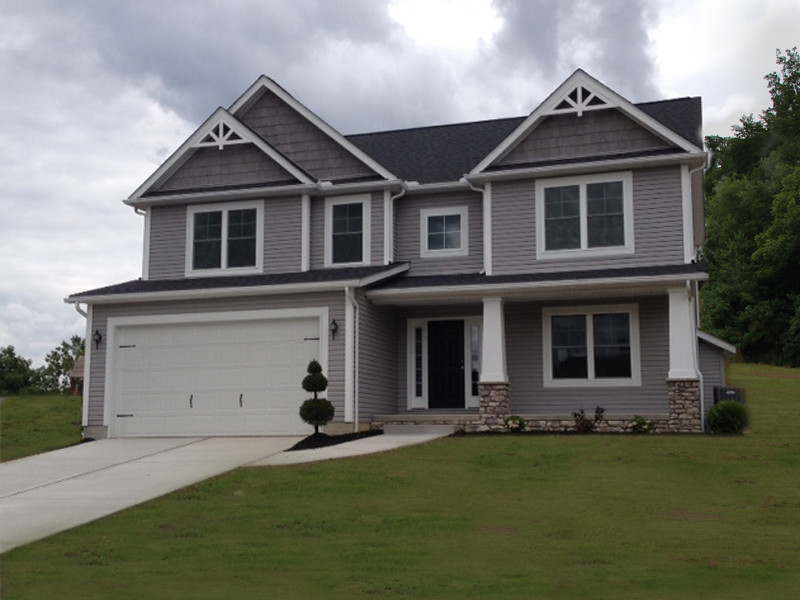 Custom ashley photo provided by schumacher homes for A e custom homes