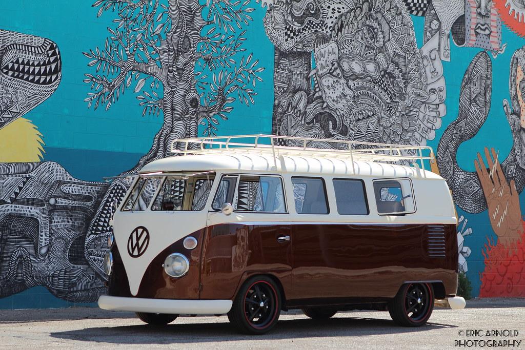 1963 Vw Kombi Volkswagen Bus Restored By Count S Kustoms