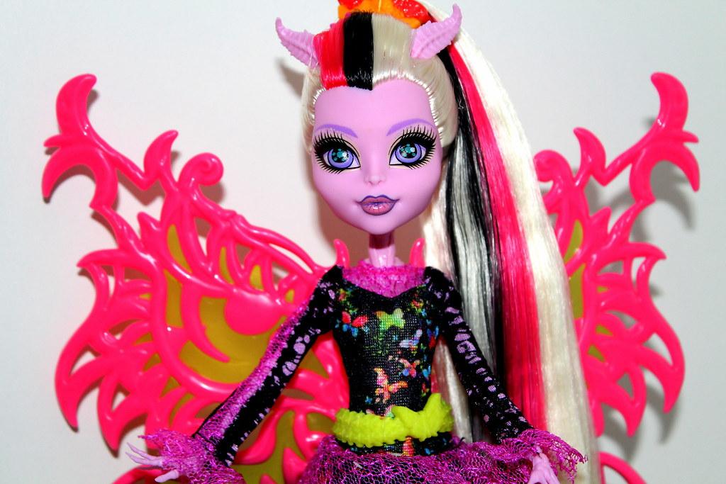 Monster high bonita femur freaky fusion doll flickr - Monster high bonita ...