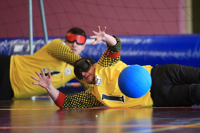 Goalball / Open de France 2017